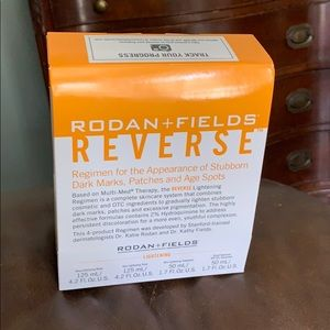Rodan & Fields Reverse lightening regimen